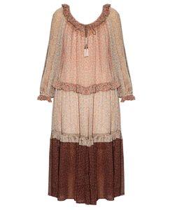 Zimmermann | Eden Print Crepon Dress