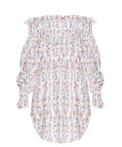 Athena Procopiou   Wind Winged Dove Cotton Dress