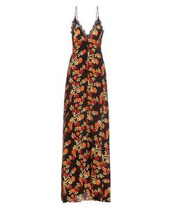Athena Procopiou   Seven Wonders Silk Maxi Dress