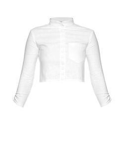 ROXANA SALEHOUN | Linen Beach Shirt
