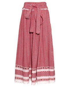 DODO BAR OR | Bashira Eyelet-Embellished Cotton Skirt