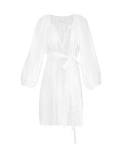 LOUP CHARMANT   Peasant Tunic Cotton Dress