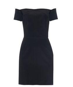 RAEY | Off-The-Shoulder Silk Dress