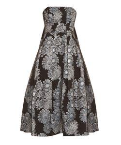 Erdem | Alina Jacquard Strapless Dress