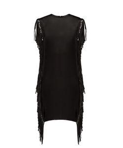 RAEY | Fringed Silk Dress