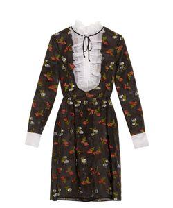 Erdem | Katy Fil Coupé Silk Dress