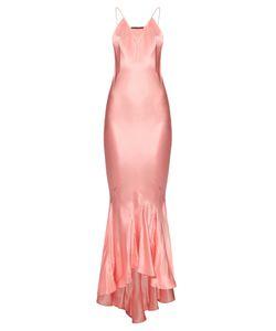 Haider Ackermann | Iteso Silk-Satin Maxi Dress