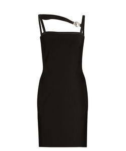 Versus | Cut-Out Crepe Minidress