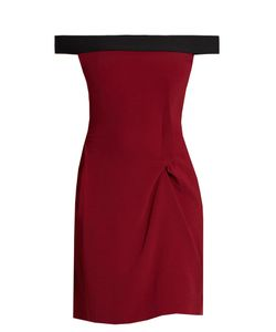 Roland Mouret | Barnabas Off-The-Shoulder Dress