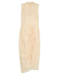 Simone Rocha | Bead And Tinsel-Embellished Sleeveless Dress