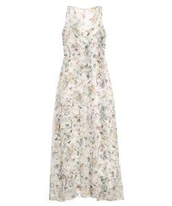 Adam Lippes | Cuban Print Silk-Chiffon Gown