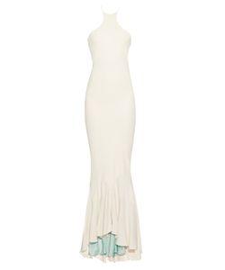 Haider Ackermann | Momu Cut-Out Silk-Crepe Gown