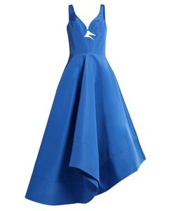 Rosie Assoulin   Zorro Silk-Faille Gown