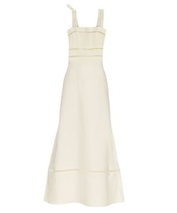 Isabel Marant | Reign Linen And Cotton-Blend Dress