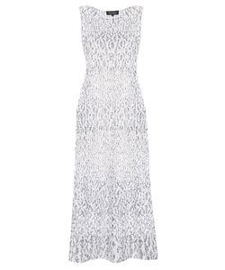 TABULA RASA | Amira Macramé-Weave Maxi Dress
