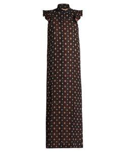 ACE & JIG | Wythe Jacquard Maxi Dress