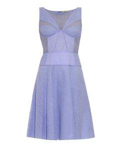 Nina Ricci | Broderie-Anglaise Cotton Dress