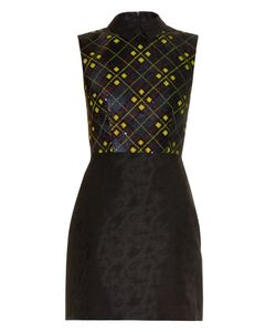 Mary Katrantzou | Sequin-Embellished Jacquard Dress