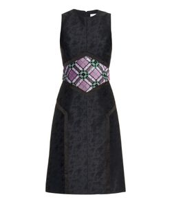 Mary Katrantzou | Cowie Sequin-Embellished Jacquard Dress