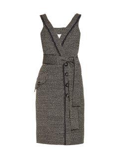 Proenza Schouler | Bi-Colour Tweed Dress