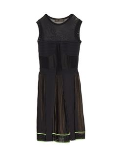 Versace | -Knit Sleeveless Dress