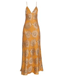BROCK COLLECTION | Dehli Jacquard Slip Dress