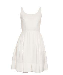 Sophie Theallet   Michelle Diamond-Jacquard Pleated Dress