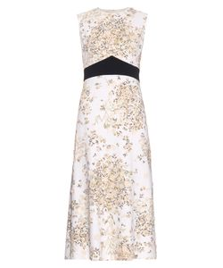 Giambattista Valli | Daisy-Print Crepe Dress