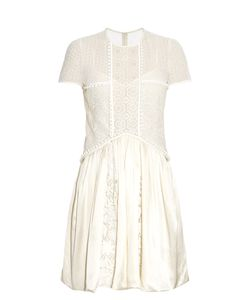 Burberry Prorsum | Short-Sleeved Lace Dress