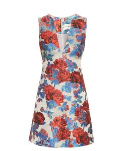 Mary Katrantzou | Eridanus Jacquard V-Neck Dress