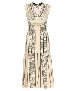 Peter Pilotto | Indix V-Neck Jersey Dress