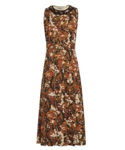 Bottega Veneta | Embellished Scuba-Jersey Dress