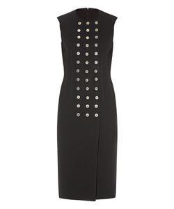 Balenciaga | Rivet-Detail Sleeveless Dress