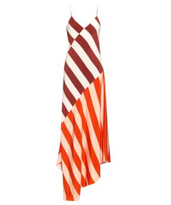 Jonathan Saunders | Connie Stripe-Print Sleeveless Dress