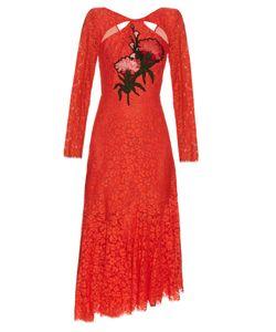 Erdem | Cathryn Corded Lace Dress
