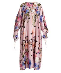 Natasha Zinko | -Print Satin Dress