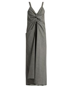 Ellery | Burlesque Prince Of Wales-Check Sleeveless Dress
