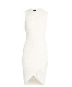 Alexander Wang | Draped Jersey Sleeveless Dress
