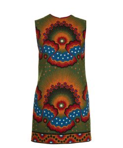 Valentino | Enchanted Wonderland Crepe Mini Dress