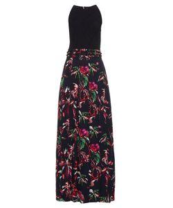 Proenza Schouler | Tropical Print Silk Maxi Dress