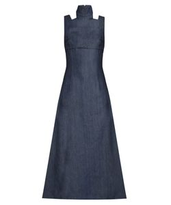 Emilia Wickstead | Mary High-Neck Dress