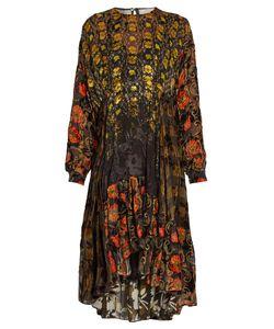 Preen By Thornton Bregazzi   Izora Devoré Dress
