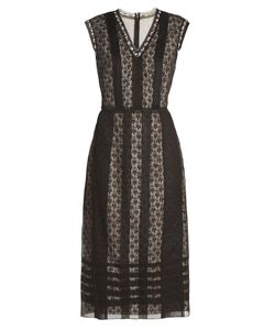 Bottega Veneta | Layered Silk-Organza Dress