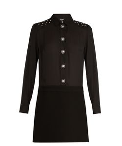 Versus | Stud-Embellished Shirtdress