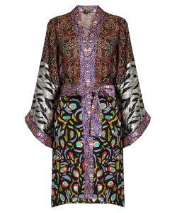 Duro Olowu | -Print Kimono Georgette Dress