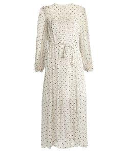 Zimmermann | Adorn Embroidered Silk-Chiffon Dress