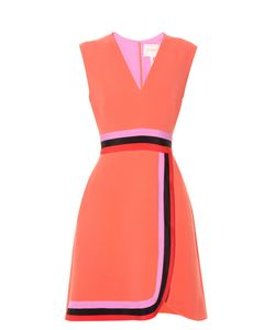 ROKSANDA   Taryn V-Neck Cady Dress
