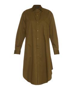 YOHJI YAMAMOTO REGULATION | Cotton-Twill Shirt Dress