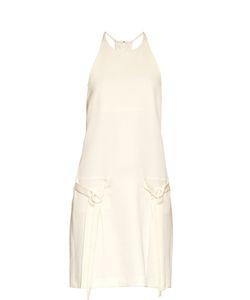 Edun | Halterneck Satin Dress