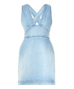 Stella Mccartney | Anne Cross-Back Denim Dress